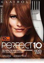 Clairol Perfect 10 By Nice N Easy Hair Color 6 5g Lightest