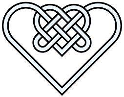 Celtic Design Love Love Knot Drawing At Getdrawings Com Free For Personal Use