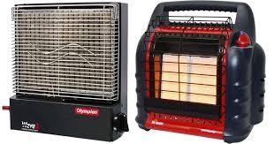 indoor propane heaters alternative way