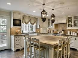 country pendant lighting. Appealing Kitchen Design With French Country Lighting: Cone Oil Rubbed Bronze Pendant Lighting