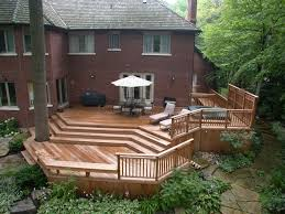 how to level ground for patio beautiful floor extraordinary style ground level deck for amazing