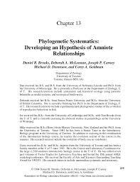 Brooks Et Al_1994_Ch13_Phylogenetics_Systematics