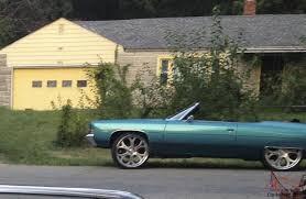 chevy impala /donk