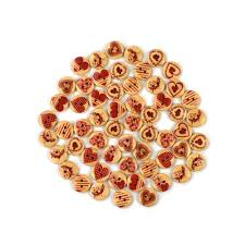 <b>50PCS</b> 15MM <b>20MM</b> Heart <b>Wooden</b> Buttons Mixed Pattern <b>2 Holes</b> ...