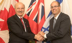 Israel-Canada relations get a tech boost | The Times of Israel