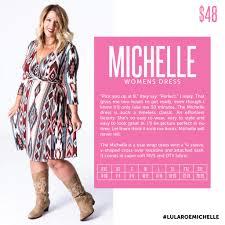 Lularoe Size Chart Lularoe Michelle Dress Unicorn Roe