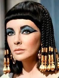 walk like an egyptian fashion inspiration cleopatra elizabeth