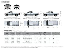 Chevy Truck Dimensions Chart Chevy Colorado Truck Bed Dimensions Chart Best Picture Of