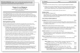 Resume For Professional Job Sample Resume For A Mid Career Professional Dummies