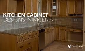 Kitchen Cabinet Decoration Kitchen Cabinet Designs In Nigeria Tolet Insider