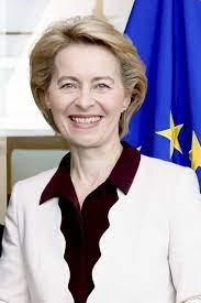 But instead of seizing the moment, von der leyen, who arrived in brussels in 2019 from germany's defense ministry, has gone awol. Ursula Von Der Leyen Wikipedia