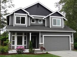 Exterior Gray Paint ColorsLight Gray Siding
