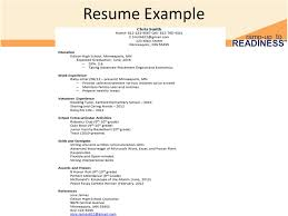 Building A Resume Resume Sections 40th Grade Advisory Activity Gorgeous Grade Resume
