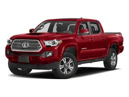 2018 Toyota Tacoma TRD Sport 4X4 Truck For Sale In Westbury NY - N83717