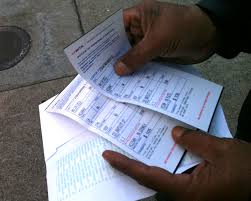 What Brings Parking Tickets In Some Cases Neighbors Complaints