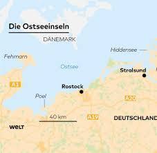 Dänemark, das land an der see. Von Fehmarn Bis Usedom Deutsche Ostsee Inseln Im Vergleich Welt