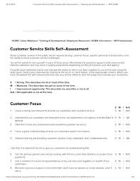 Self Evaluation Form Examples Template For Employees