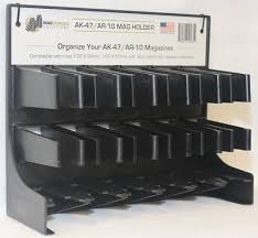 Magnetic Magazine Holder AR 100 Magazine Holder Storage Pistol Magazine Storage 73