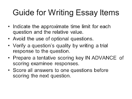 edus educational psychology classroom assessment dr dean owen constructing essay questions restrict the use of essay questions to those learning objectives which cannot be