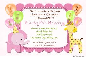 Sweet Safari 40st Birthday Invitation Animals Balloons Party Magnificent Birthday Invitation Pictures