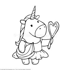Unicorn Colouring Pages For Adults Getcoloringpagesorg