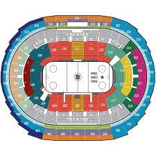 La Kings Staples Center Seating Chart Www
