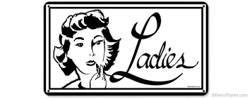 Free Ladies Bathroom Sign Download Free Clip Art Free Clip Art on