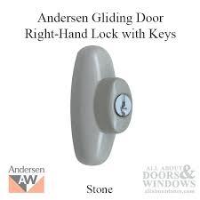 full image for sliding glass door lock keyless andersen right hand exterior tribeca lock with keys