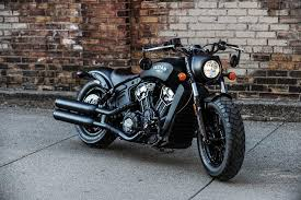 the 2018 indian scout bobber brings indian into the 21st century