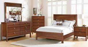 Boyers Solid Wood Panel Configurable Bedroom Set