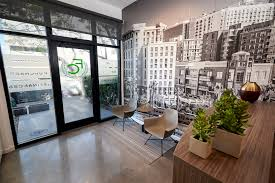 Design office space designing Open Finestcitybldgmay1721jpg Commercial Interior Design New Look For Urban Office Space In Little Italy Signature Designs