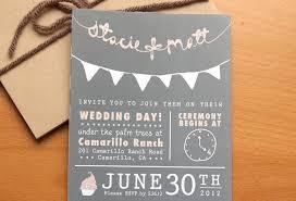 budget wedding ideas diy invitations weddings chalkboard chic