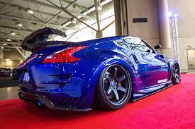 nissan 370z nismo custom. Modren Nismo Importfest Jason Gale 2016 Nissan 370z Volk Racing Te37 Ultra To Nissan Nismo Custom