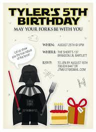 Star Wars Invitation In Addition To Birthday Invitation Templates