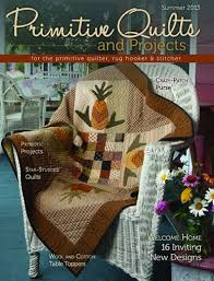 Primitive Quilts & Projects Magazine - DiscountMags.com & Primitive Quilts & Projects Magazine Cover Adamdwight.com