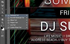 How To Create Party Flyer In Photoshop By Elegantflyer