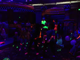 Clothes Under Black Light Neon Clothes Under Black Lights Neon Glow Glow Party