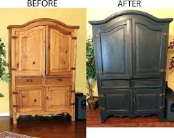 unfinished armoire pine furniture corner tv