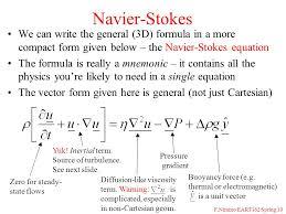 8 navier stokes