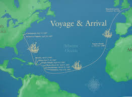 dsc05304 copy jpg Map Of Voyage From England To Jamestown Map Of Voyage From England To Jamestown #11 England to Jamestown VA Map