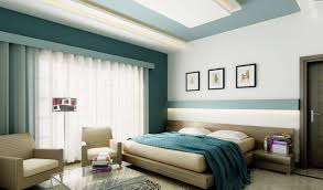 interior design bedroom. Bedroom Design. Feature Walls Blue White Design Ideas Interior