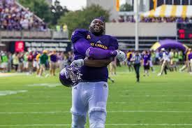 Brandon Smith - Football - East Carolina University Athletics