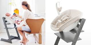 the original tripp trapp® high chair for babies from stokke
