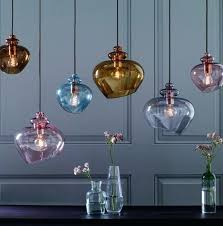 coloured glass hanging lights top coloured glass pendant lights for contemporary spaces coloured glass