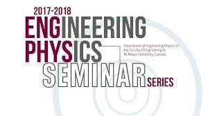 Seminar Series 2017-18 | Department of Engineering Physics
