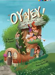 Oy Vey Life in a Shoe (English Edition) eBook: Grubman, Bonnie ...