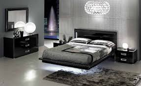 Modern Bedroom Sets King La Star Composition 01 Modern Italian 5 Pcs California King Bed Set