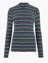 Women's <b>Long</b>-<b>Sleeved</b> Tops & T-Shirts | M&S