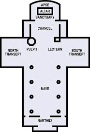 Medieval Lincoln MinsterPlans And DrawingsCathedral Floor Plans
