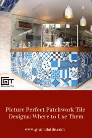 Tiles With Designs On Them Picture Perfect Patchwork Tile Designs Where To Use Them